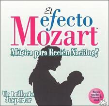 Musica Para Recien Nacidos, Efecto Mozart-Musica Para Recien, , Excellent