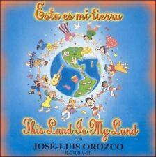 NEW Esta Es Mi Tierra (This Land Is My Land) (Audio CD)