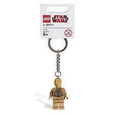 Lego Star Wars C-3PO Keychain NEW Toys Keyring Legos Minifigure Good Guy