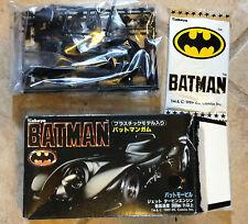 DC Comics Batman Batmobile by Kabaya 1989 Mint Sealed in Box Japanese