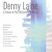 New: Laine, Denny: Tribute to Paul Mccartney & Wings  Audio CD