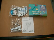 Radio Shack  63-868A  Six-in-One Weather Station Manufactured February 1998