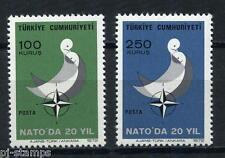 Europa NATO OTAN NAVO 1972 Turkije 2250-2551