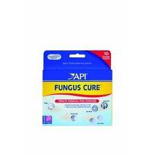 API --  Fungus Cure Powder Anti Fungal Fish Medication -  ( 10 Powder Packs)