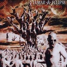 Lunar Eclipse  morbid  visions  CD