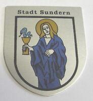 Stadt Sundern Sauerland - Wappen für Pokale und Ehrenteller - Neu