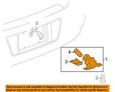 GM OEM License Plate Light-Lamp 22799748