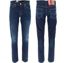 Levi's Blue 511 Slim Fit Biology Jeans 30w X 30l