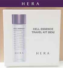 Hera Cell Essence Facial Treatement Cotten 6EA Travel Kit Amore Pacific New NIB