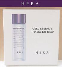 Hera Cell Essence Facial Treatement Cotten 6EA Travel Kit Amore Pacific New NIB