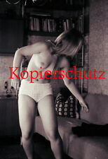 Frau Nackt Akt in Sepia Foto I Bild 10 x 15 cm