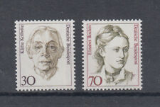 Germany 1991 Famous Women Käte Kollwitz + Elisabet Boehm  2v Set compl. MNH/**