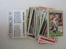 Panini 1985 Football 85 Stickers Sticker Variants (ef3)