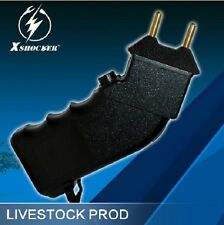 Handheld Cattle Prod: Electric Shock Pig Dog Handy Stock Prod Defense XSHOCKER