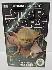Star Wars Ultimate Library 20 Book Box Set Free Shipping!