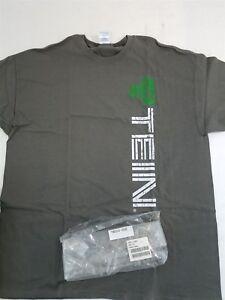 TN004-008M TEIN Original Goods Gray T-Shirt, size Medium