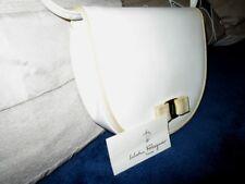 Salvatore Ferragamo handbag bag vintage Vara Bow shoulder bag. Leather. SALE