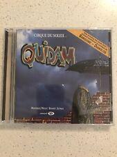 CIRQUE DU SOLEIL - QUIDAM  - CD - LIKE NEW