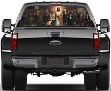 Jesus We The People Constitution Window Graphic Decal Sticker Truck SUV Van Car