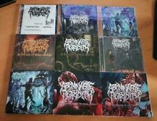 Abominable Putridity rare CD collection