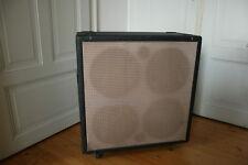 "Sound City Lautsprecher Box Cabinet 4x12"" Bass Gitarre (no HiWatt, Orange)"