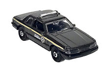Matchbox 2020 MBX Highway FORD MUSTANG SSP Police Car 1:64 Scale Exclusive