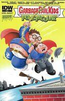 Garbage Pail Kids Puke-Tacular Comic 1 Cover A Mark Pingatore First Print 2014