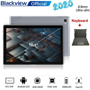 Blackview Tab8 Tablet Android 10 Tablet-PC 6580mAh Octa-Core 4GB+64GB WiFi+ 4G