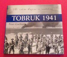 Peter Cochrane - Tobruk 1941 - Australia World War 2 - North Africa Campaign