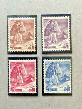 Poland #335-8 Mint Nh Nice Set!