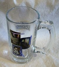 AF0533 ONE STAR WARS GLASS MUG Stein ATTACK OF THE CLONES JEDI Collect Gift