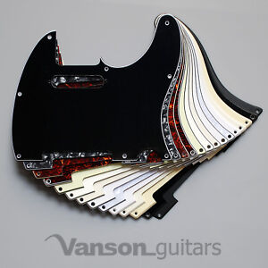 NEW Scratchplate Pickguard DIRECT FIT for Fender® USA MEX Telecaster® Tele®* TC3