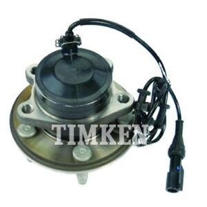 Wheel Bearing and Hub Assembly Front Timken HA590398