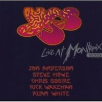 """YES """"LIVE AT MONTREUX 2003"""" 2 CD NEUWARE"""