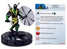 Marvel Heroclix Avengers Montar Ronin #052 Sr Super Raro