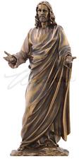 "Jesus Christ Blessing Statue Sculpture Figure 12"" Tall - WE SHIP WORLDWIDE"