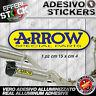 Adesivo / Sticker ARROW SBK HONDA SUZUKI KAWASAKI KTM EXAUST 200°gradi