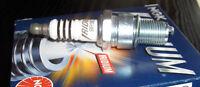 1 IRIDIUM NGK BR9EIX Zündkerze PIAGGIO/VESPA Sfera 80,Cosa 150/RIEJU MRX 50 Pro