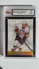 Sidney Crosby 2012-13 Artifacts Gold Exclusives 3/25 KSA Graded 9!!!