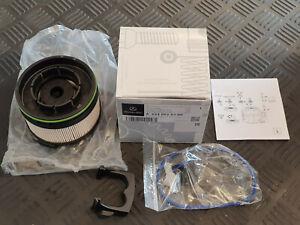 Genuine Mercedes-Benz 654 engine fuel filter A6540920100