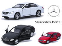 WELLY 1:36 Mercedes Benz E Class Diecast Model Car Pull Back Vehicle Toys Gift