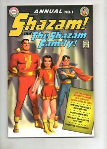 Shazam! Family Annual #1 NM 9.8! 1ST BLACK ADAM, 1ST MARY MARVEL! Captain Marvel