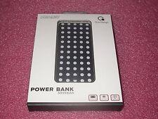 Que Design QUE-5000 Dual 2.4A USB Port 5000mAh Power Bank AC & DC input Polkadot