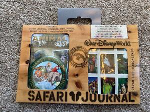Walt Disney World Safari Journal
