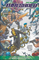 Threshold Vol 1: The Hunted Featuring Larfleez by Giffen & Raney 2014 TPB DC