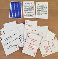 Fortune Telling Star Cards - Forecasting Tarot - Bernie Douglas 1984