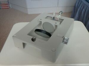 Nikon SMZ stereomicroscope base - concave mirror cracked
