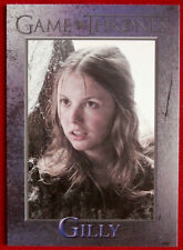 GAME OF THRONES - GILLY - Season 3, Card #79 - Rittenhouse 2014