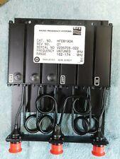 New Celwave Rfs Vhf Duplexer 162 174 Mhz 50 Watt 6 Cavity For Repeater
