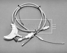 Brake Cable fits FORD CORTINA Mk5 2.0 Rear 79 to 82 NER Hand Brake B&B 6041419